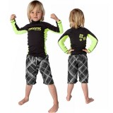 Лайкра Mystic Star Rash vest Kids  L/S