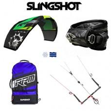 Кайт Комплект Slingshot RPM + Планка + Трапеция