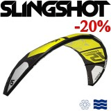 Кайт Slingshot 2015 Turbine Light Wind