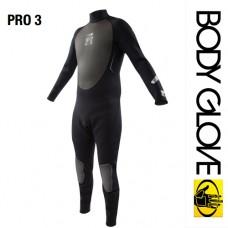 Гидрокостюм Bode Glove 2015 Pro3 3/2 Fullsuit Black/Grey