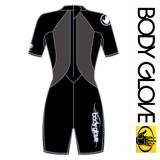Гидрокостюм Body Glove 2015 (Женский) Pro3 2/1 Springsuit Shoty Black