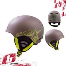 Шлем сноубордический цельнолитой Brenda Trist in-mould