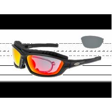 Очки с поляризацией и диоптриями Goggle Falcon T417R