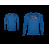 Гидромайка ION SS15 Wetshirt LS синяя