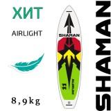 Надувная SUP доска SHAMAN Aurum AirLight  11